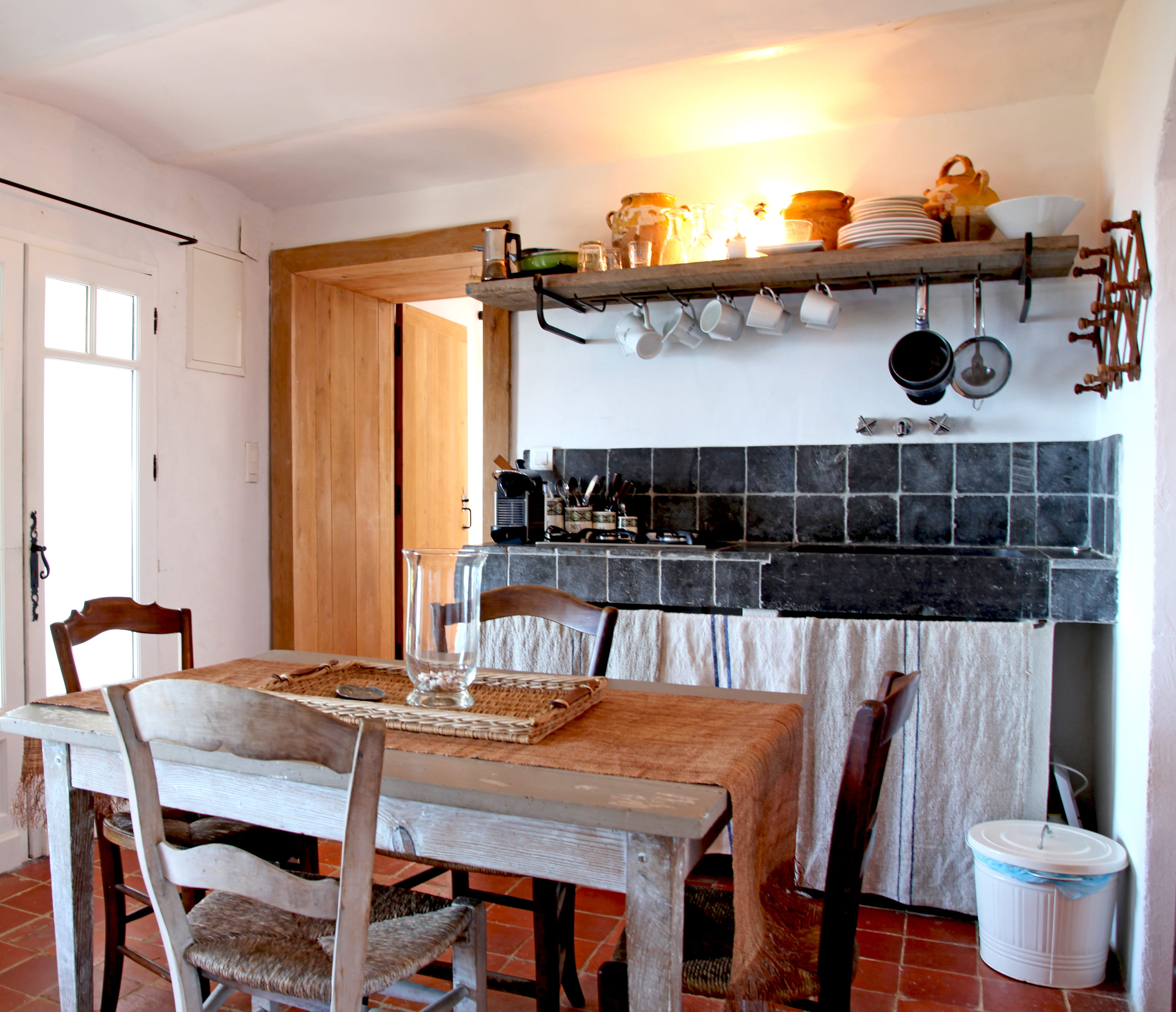 Amenagement cuisine petit espace astuces am nagemer une - Idee amenagement cuisine petit espace ...