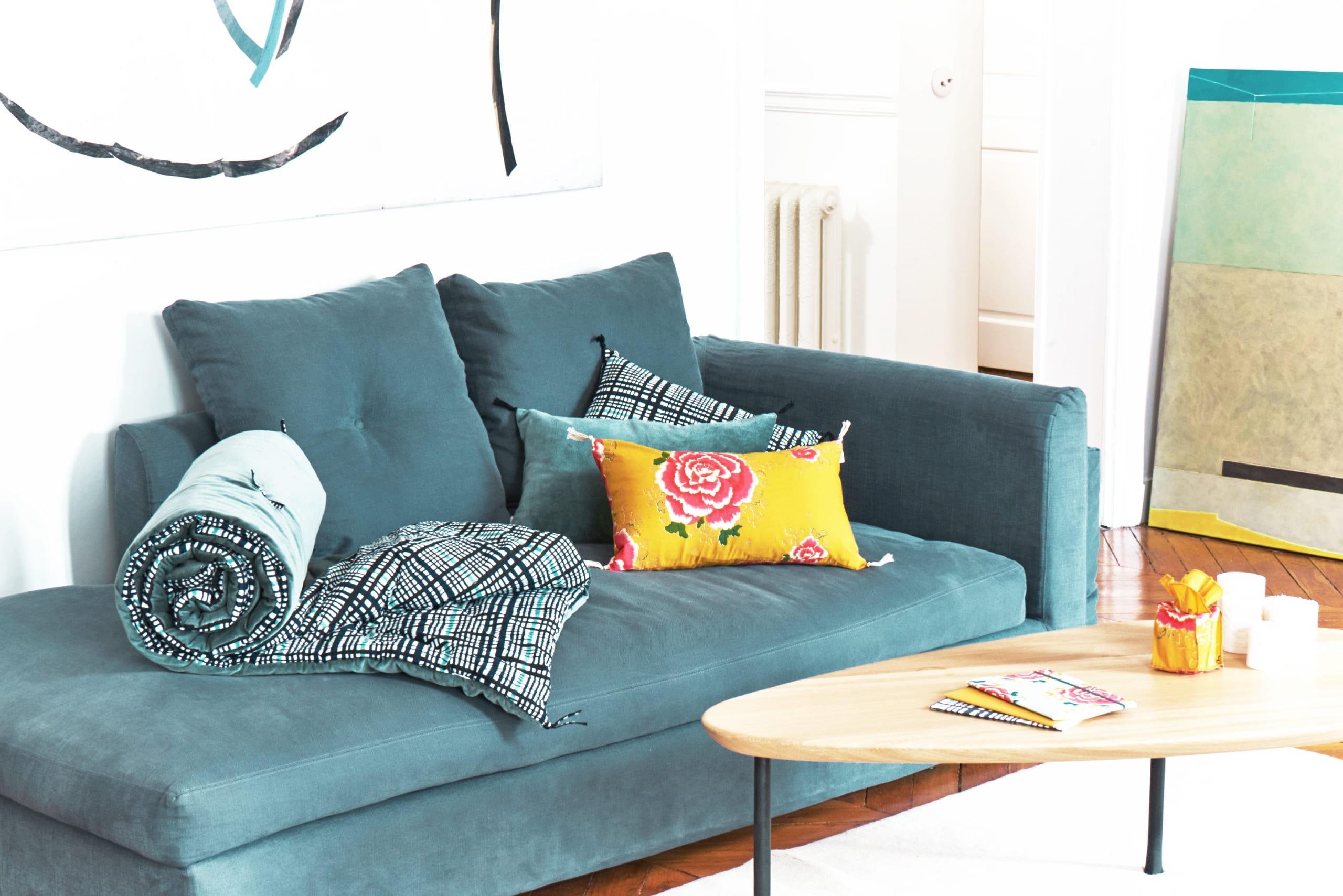 caravane x s zane la collection capsule fleurie et graphique. Black Bedroom Furniture Sets. Home Design Ideas