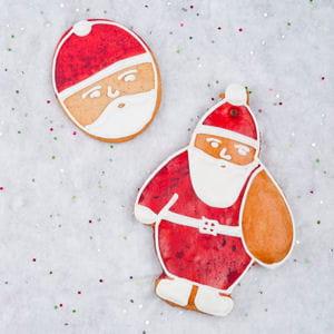 Père Noël en pain dépices de Boissier : 20 gourmandises à offrir ...