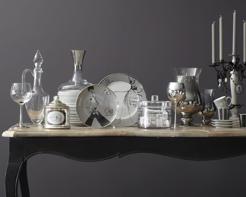 vaisselle festive de maisons du monde les tables en. Black Bedroom Furniture Sets. Home Design Ideas