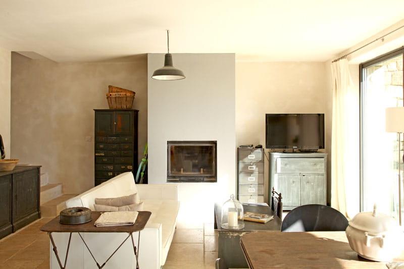 esprit brocante toujours plus d 39 id es pour d corer mon salon journal des femmes. Black Bedroom Furniture Sets. Home Design Ideas