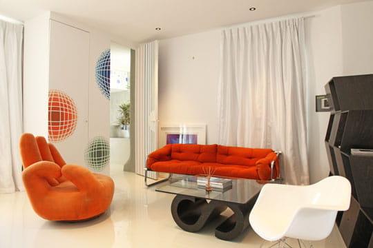 Ultra design toujours plus d 39 id es pour d corer mon salon journal des femmes for Decorer mon salon