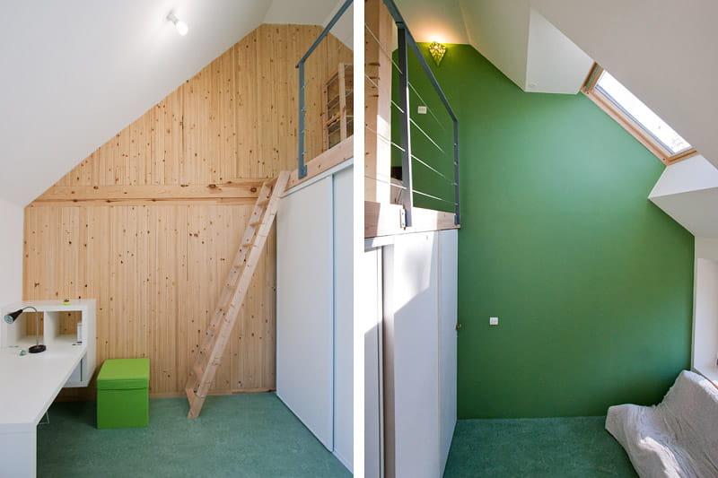 Des chambres d 39 enfant l 39 tage une maison au rythme de - Chambre d enfant original ...