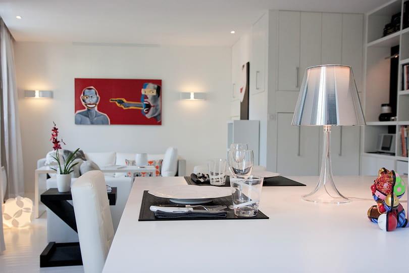 Un appartement gain de place vos reportages d co pr f r s en 2011 journal - Gain de place appartement ...