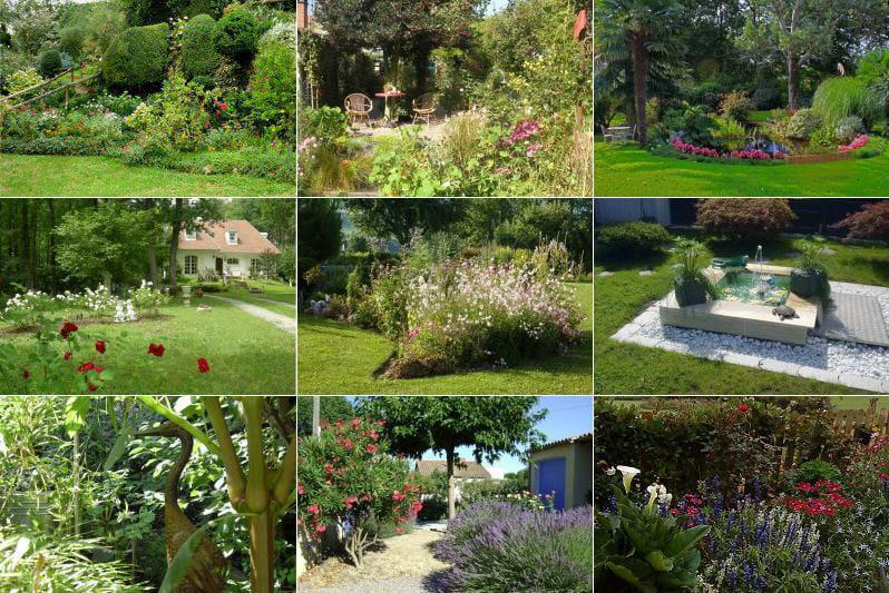 Les plus beaux jardins des lecteurs 2011 journal des femmes - Les plus beaux jardins de particuliers ...