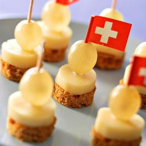 fromage appenzeller et pain d'épices