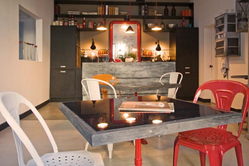 Du mobilier ext rieur dans la salle manger osez les for Salle a manger exterieur