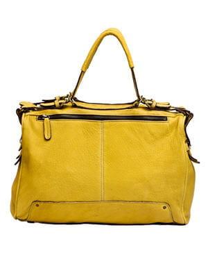 jaune moutarde les nouveaux sacs main prennent des couleurs journal des femmes. Black Bedroom Furniture Sets. Home Design Ideas