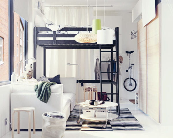yli tuhat ideaa lit mezzanine ikea pinterestiss. Black Bedroom Furniture Sets. Home Design Ideas