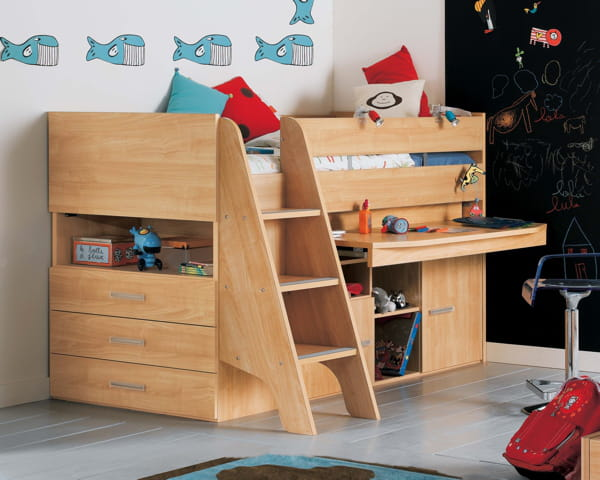Lit compact blog de gautier for Chambre enfant gain de place
