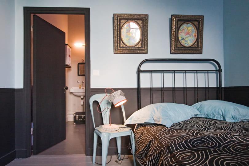 Chambre adulte bleu ciel ~ Solutions pour la décoration intérieure ...