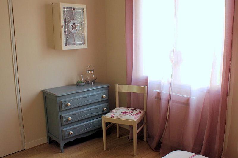 meubles customis s visitez la maison de claudie journal des femmes d coration. Black Bedroom Furniture Sets. Home Design Ideas