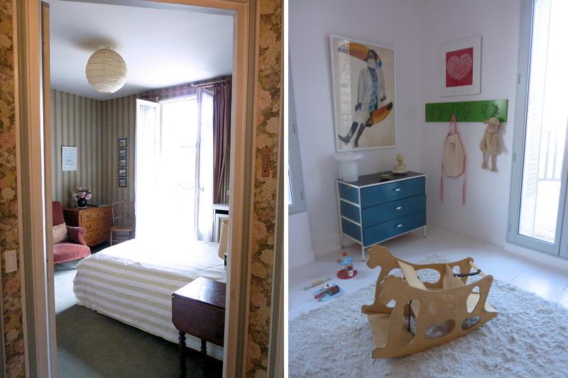 la nouvelle chambre d 39 enfant avant apr s le relooking moderne d 39 une maison journal des femmes. Black Bedroom Furniture Sets. Home Design Ideas