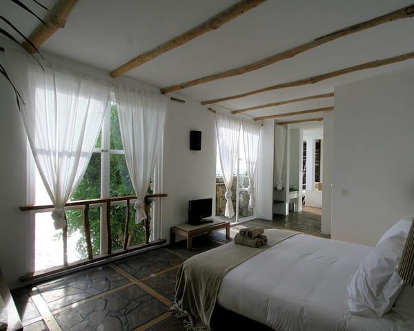 Stunning Chambre Avec Bois Flotte Contemporary - Design Trends ...