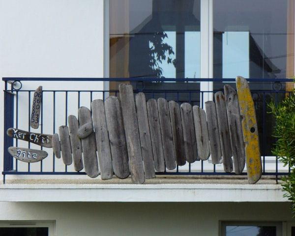 poisson d 39 accueil que faire avec du bois flott journal des femmes. Black Bedroom Furniture Sets. Home Design Ideas