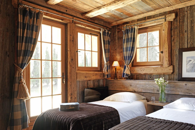 very cosy ambiance conviviale au chalet journal des femmes. Black Bedroom Furniture Sets. Home Design Ideas