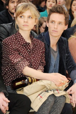 Clemence Poesy couple