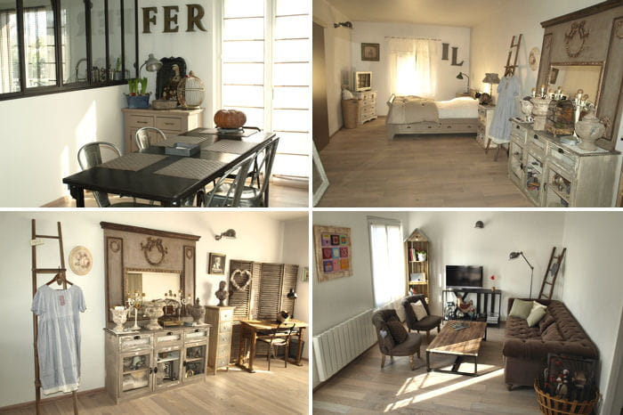 visitez la maison de sylvie journal des femmes. Black Bedroom Furniture Sets. Home Design Ideas