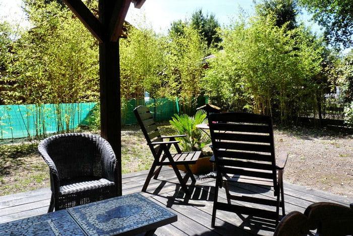 Terrasse de cabane - Cabane jardin terrasse lille ...