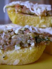hachis sur polenta