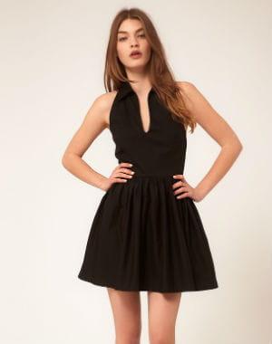estivale dix petites robes noires journal des femmes. Black Bedroom Furniture Sets. Home Design Ideas