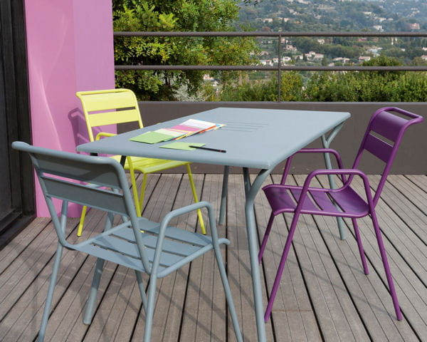 Table rabattable cuisine paris chaise transparente leroy merlin - Chaise de jardin leroy merlin ...