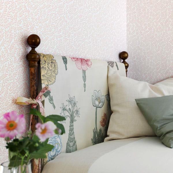 papier peint mikaela de sandberg les nouveaux papiers. Black Bedroom Furniture Sets. Home Design Ideas