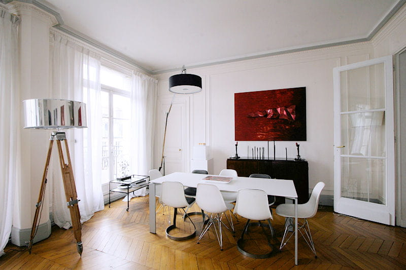 La salle manger design entrez dans l 39 appart cr atif d for Lampe salle a manger