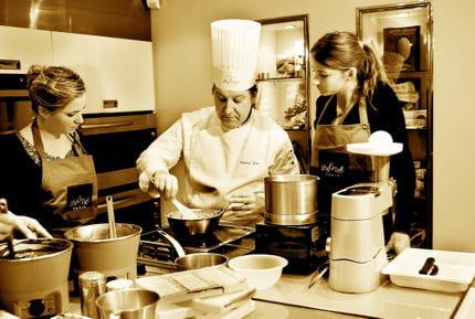 Focus sur l 39 cole len tre j 39 ai test les cours de - Cours de cuisine le notre ...