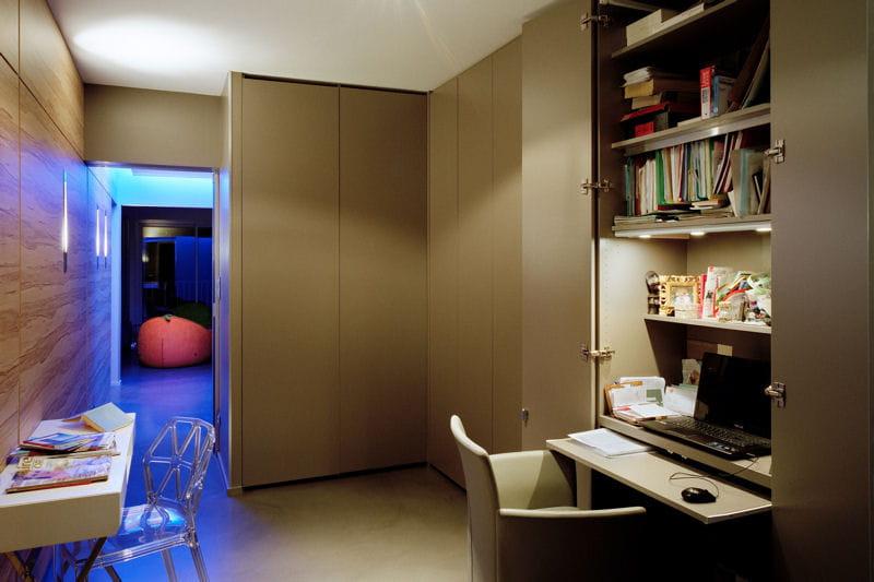 Bureau Chambre D Amis : ... bureau : Lincroyable rénovation dun ...