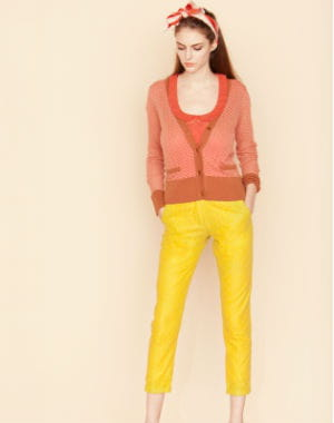 pantalon 'albert' de sessùn