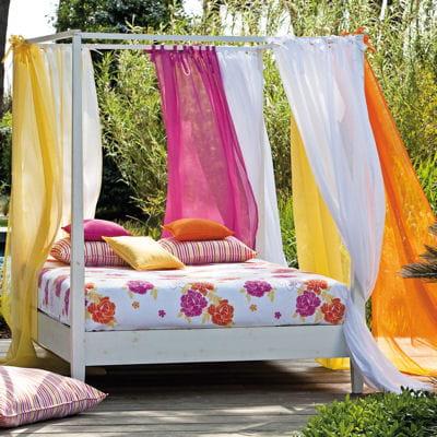 linge de lit l 39 t dans de beaux draps journal des femmes. Black Bedroom Furniture Sets. Home Design Ideas