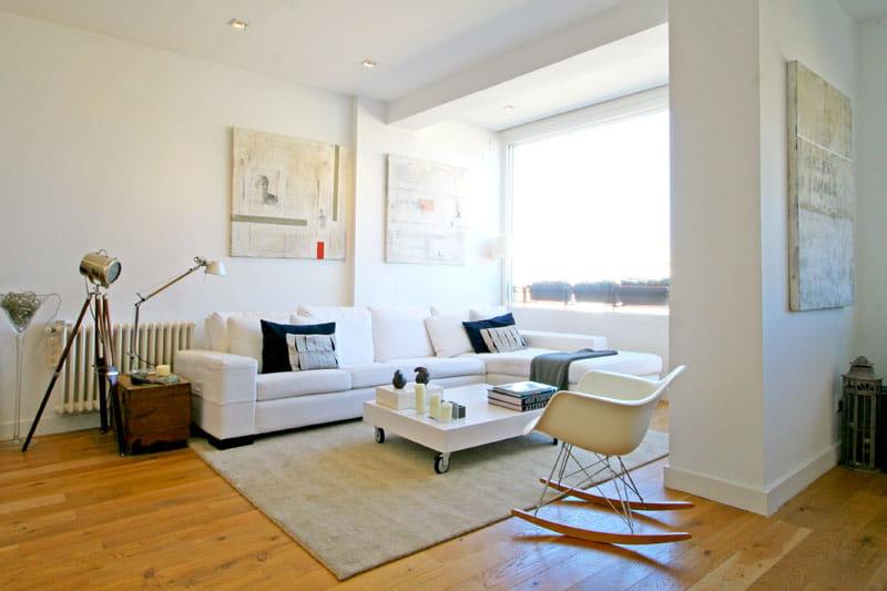 Lumineux et pur toujours plus d 39 id es pour d corer mon - Decorer mon salon ...