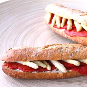 sandwich aux asperges 60 recettes pour un pique nique gourmand journal des femmes. Black Bedroom Furniture Sets. Home Design Ideas