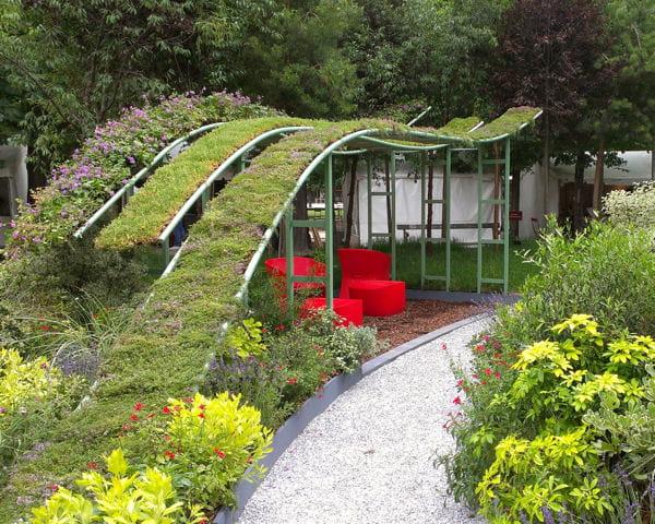 un petit tour du c t de jardins jardin. Black Bedroom Furniture Sets. Home Design Ideas