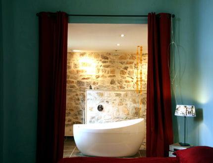 Une entr e th trale relooker sa salle de bains sans se - Relooker sa salle de bain ...
