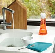 liquide vaisselle clã©mentine ambiance hd