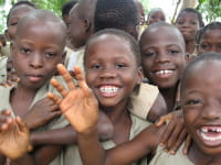 enfants benin