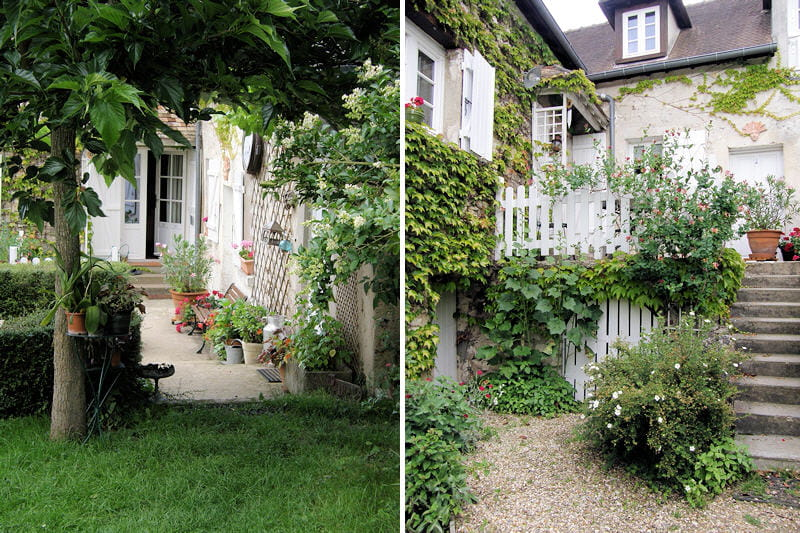 Un look de cottage anglais promenade bucolique dans le for Jardin de cottage anglais