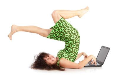 le conseil minceur de val rie orsoni se muscler au bureau journal des femmes. Black Bedroom Furniture Sets. Home Design Ideas