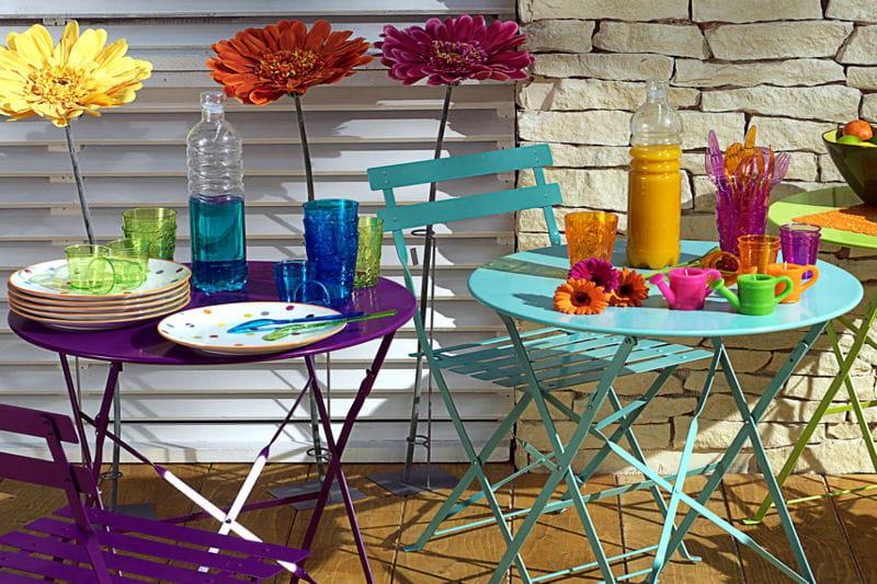 Table Haute De Jardin Maison Du Monde Des