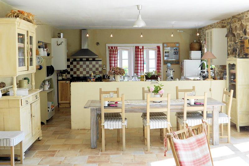 Une maison campagne chic au mont saint michel journal des femmes - Journal decoration maison ...