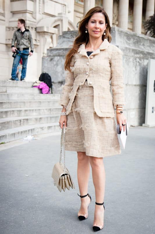 Défilé Chanel Automne/Hiver 2012-2013