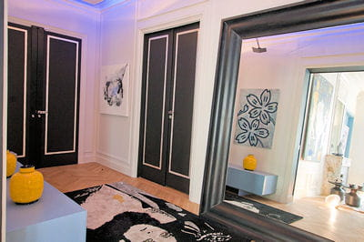 comment choisir ses portes journal des femmes. Black Bedroom Furniture Sets. Home Design Ideas