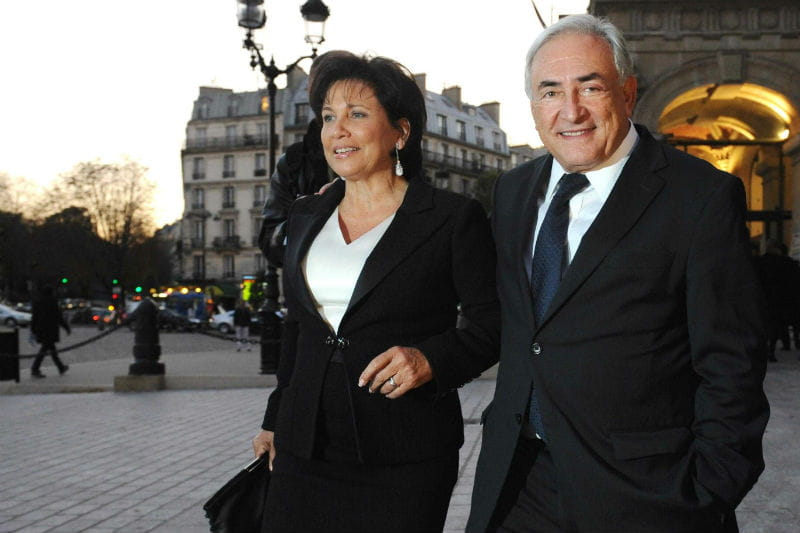 Anne Sinclair et DSK : passion, ambition, divorce ?