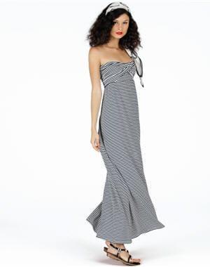 robe marinière de tissaia