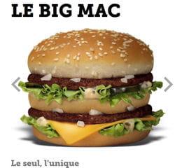 big mac 250