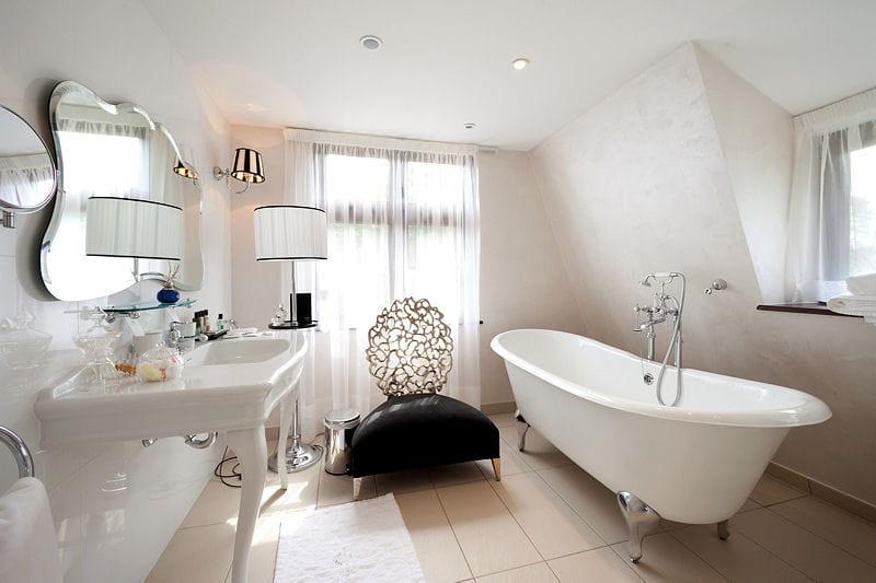 une salle de bain orthographe une salle de bains immacule dco authentique et raffine - Une Salle De Bain Orthographe