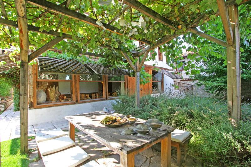 Terrasse et pergola terrasse pergola sur enperdresonlapin - Faire de l ombre sur une terrasse ...