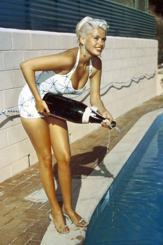 Jayne Mansfield, bimbo trash